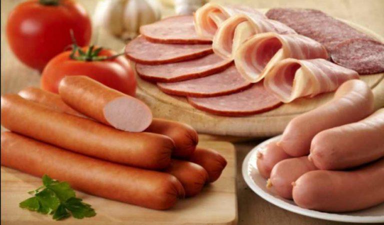OMS: consumo excesivo de carnes procesadas mismo de riesgo de cáncer que el cigarro