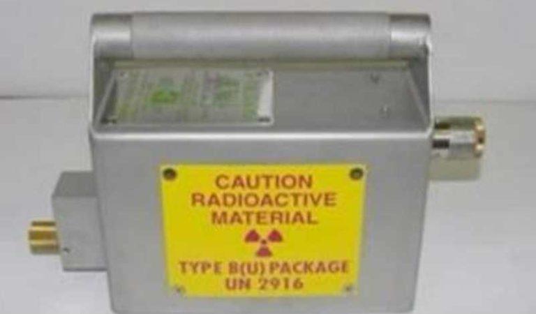 Recuperan fuente radiactiva en Texas; se encontraba en condiciones de seguridad física y radiológica