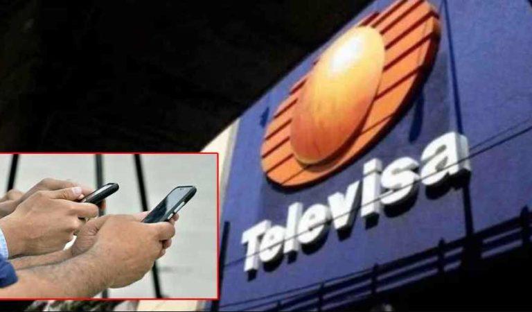 Televisa lanza servicio de telefonía móvil; da paquete ilimitado por 250 pesos