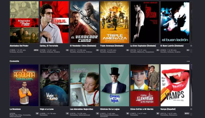 Así puedes ver series, telenovelas y películas GRATIS por INTERNET