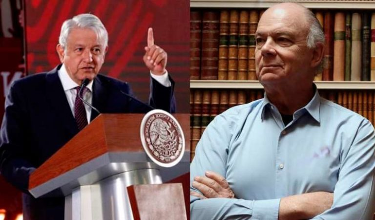 AMLO contra Krauze: exhibe a golpeadores | VIDEO