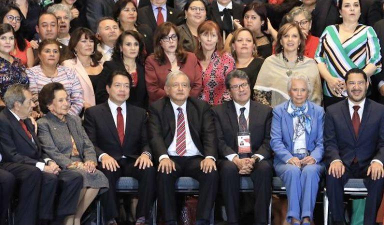 Diputados piden a Mario Delgado reconocer triunfo de Muñoz Ledo