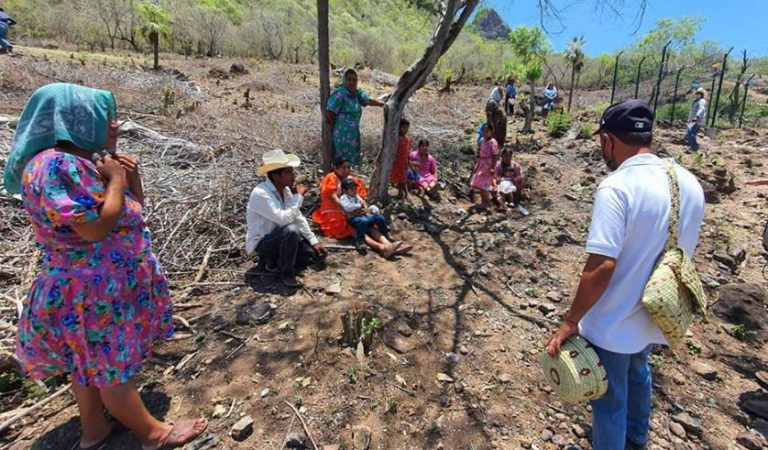 Guarijíos: El pueblo indígena que nunca había recibido apoyo del gobierno
