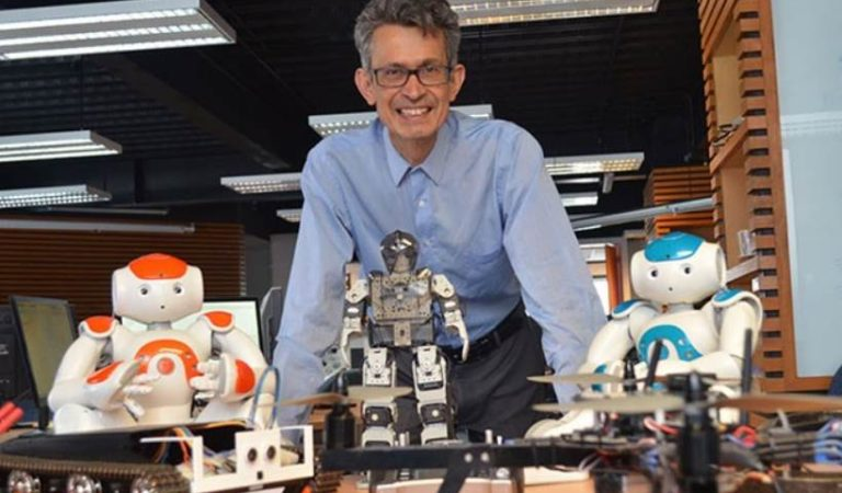 IPN desarrolla robot para sanitizar hospitales por COVID-19