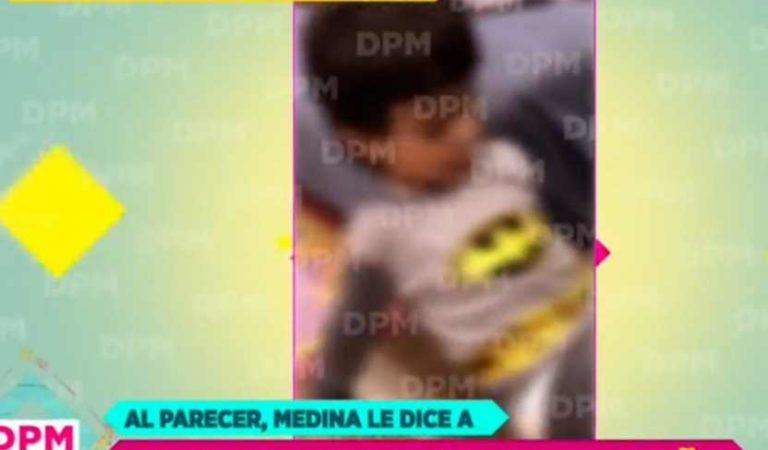 'Mi papá no quiere que te marque': la desgarradora confesión que recibió Ninel Conde de su hijo | VIDEO