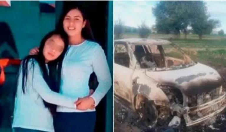 Madre e hija de 11 años fueron amarradas y calcinadas en Puebla