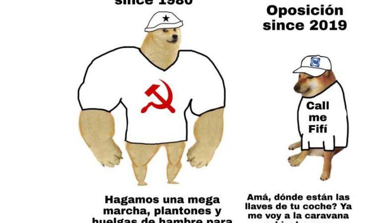 Tras fracaso de marcha fifí anti AMLO desata burlas y memes