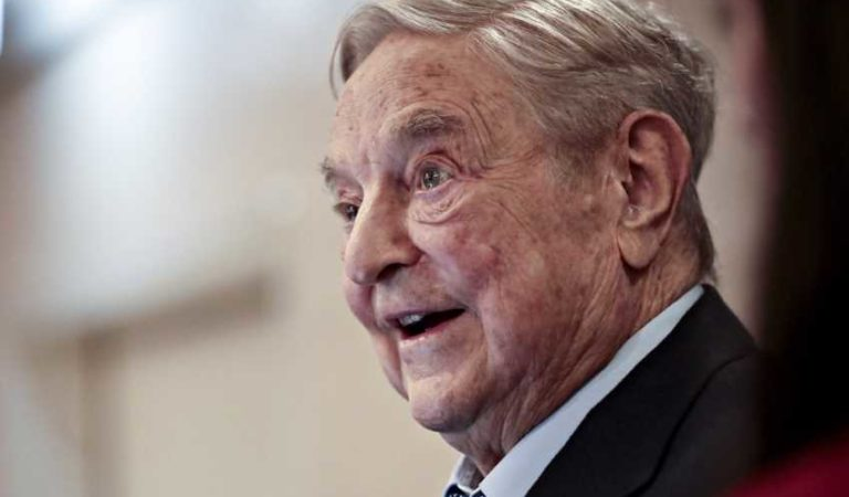 Soros niega financiar disturbios en EU y las evidencias lo desmienten: Jalife
