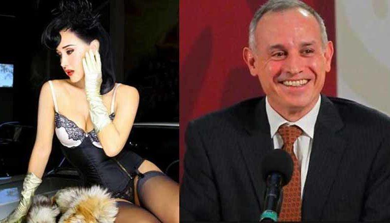 Con voz sensual Susana Zabaleta dedica provocador mensaje a López Gatell |VIDEO-MEMES