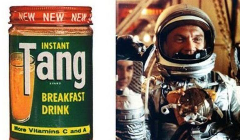 La historia del 'jugo' Tang, ¿invento de la NASA?