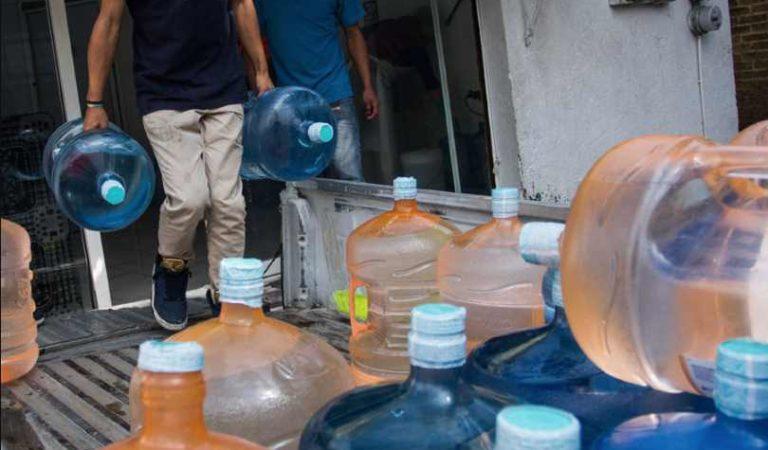 62% de los garrafones de aguas purificadas en la CDMX contienen restos fecales: IPN