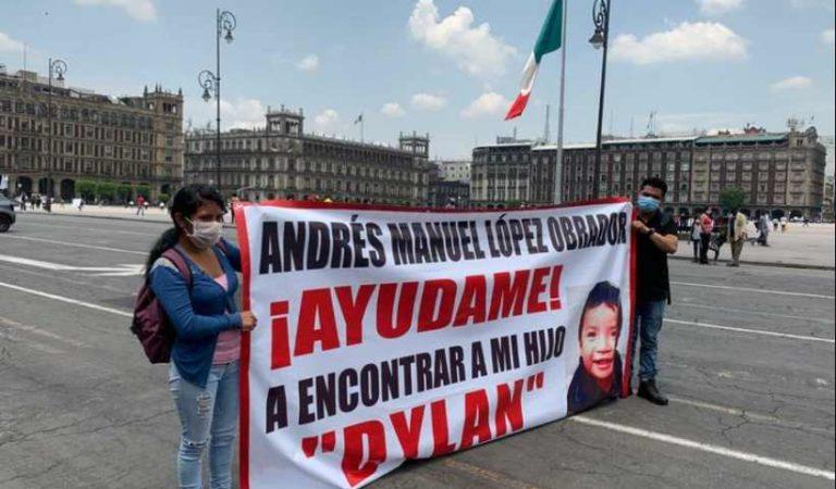 AMLO asegura que ya tienen más información sobre Dylan, menor desaparecido en Chiapas