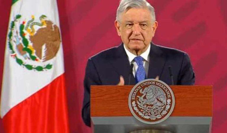 AMLO asegura que devolverá Pemex al pueblo; Fox, Calderón y Peña lo remataron a extranjeros