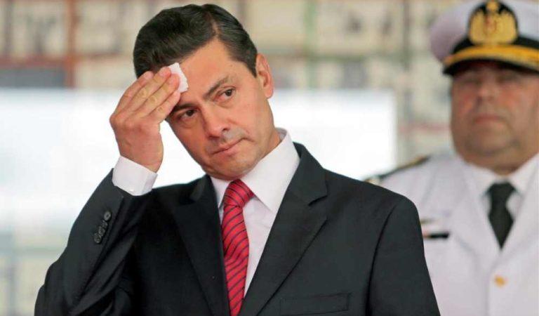 AMLO rodea a Peña Nieto, los 3 grandes escándalos que lo harían caer