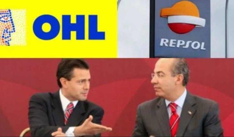 AMLO se lanza contra Repsol, recuerda que Calderón avaló saqueo; falta investigación