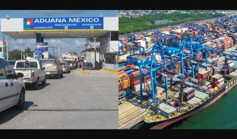 AMLO va contra fentanilo en aduanas y puertos; senador del PAN dice que es completamente inconstitucional
