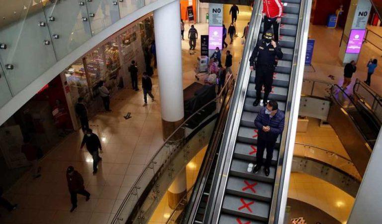 Anuncian medidas sanitarias ante reapertura de plazas comerciales