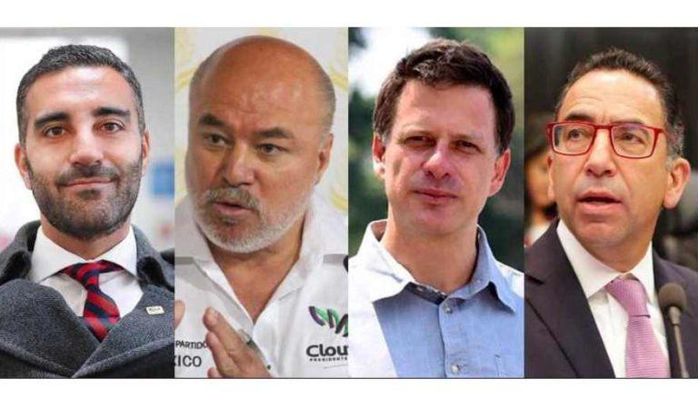 Así reaccionaron políticos tras la renuncia de Jiménez Espriú
