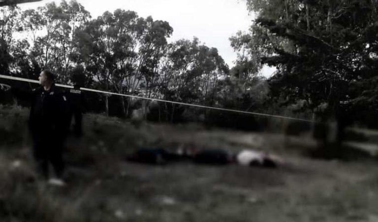 Asesinan a balazos a cuatro niñas y una mujer en Edomex