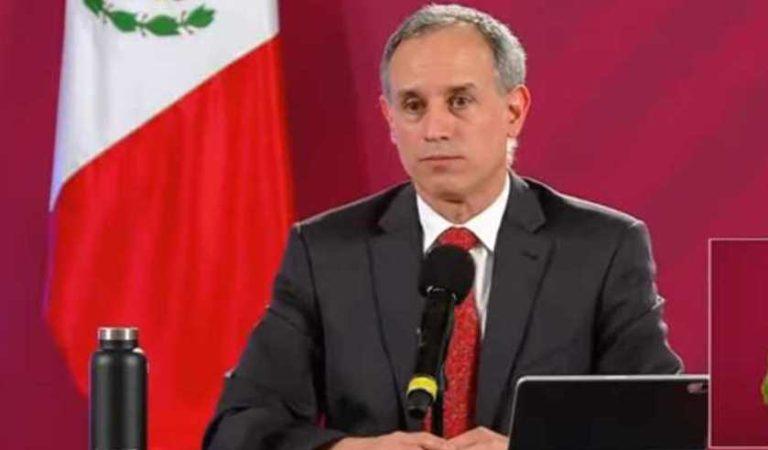 López-Gatell reveló que no causó simpatía a industria de la chatarra tras propuesta de bajarle el tamaño a las porciones