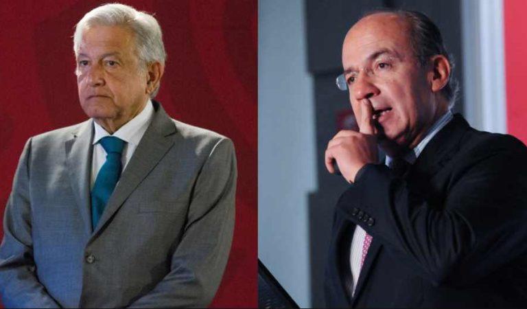 'Como diría Kalimán; serenidad y paciencia': AMLO sobre Calderón