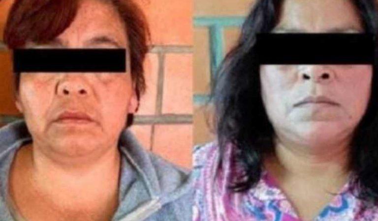 Detienen a dos mujeres que secuestraban en Tlaxcala y Querétaro