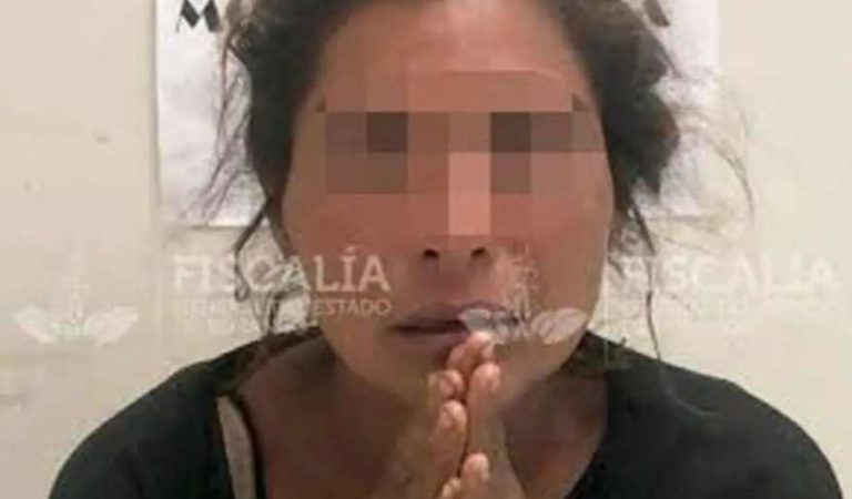 Detienen a salvadoreña por robar a niño en Saltillo; decía que era su hijo