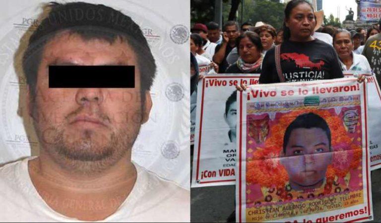 'El Cepillo', presunto sicario que asesinó a los 43 normalistas de Ayotzinapa | VIDEO