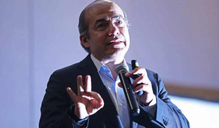 'En un ambiente de sectarismo es una buena noticia': Calderón por elección de nuevos consejeros del INE