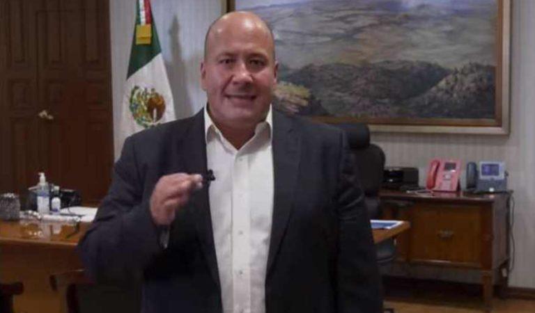 Enrique Alfaro: se tomarán medidas más drásticas si continúa aumento de contagios y muertes en Jalisco