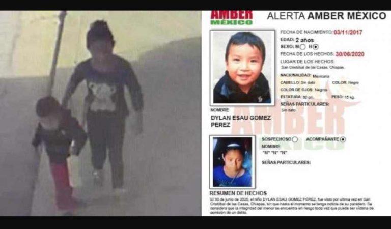 'Es mi niño, el más chiquito, necesitó que esté conmigo'; madre busca a Dylan en Chiapas