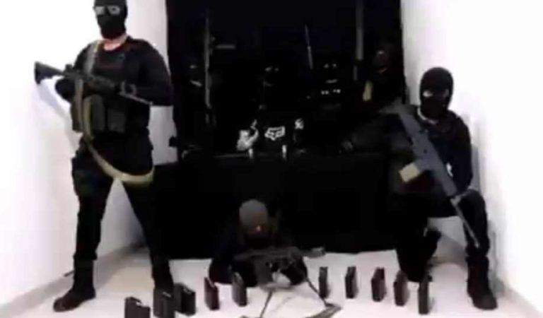 'Esto es personal, tú ya sabes con quién traes la bronca, seguimos buscándote': vuelven a amenazar a Omar García Harfuch   VIDEO