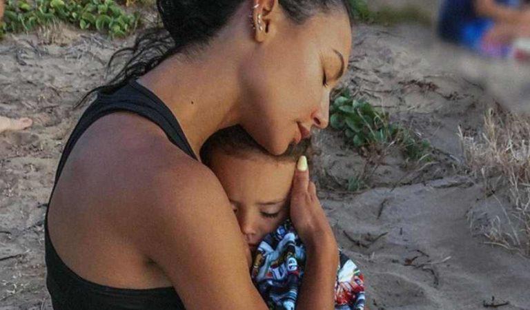 Fans de la actriz Naya Rivera creen que se pudo haber suicidado tras último mensaje