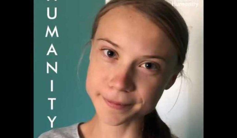 Greta Thunberg; elegida, entre 136 nominados de 46 países, gana premio millonario y lo dona a organizaciones ecologistas