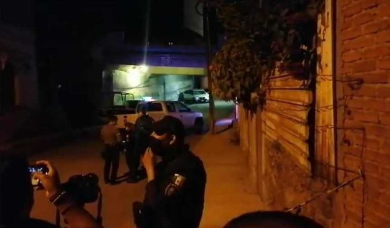 Grupo armado ataca a familia en Morelos; mueren 3