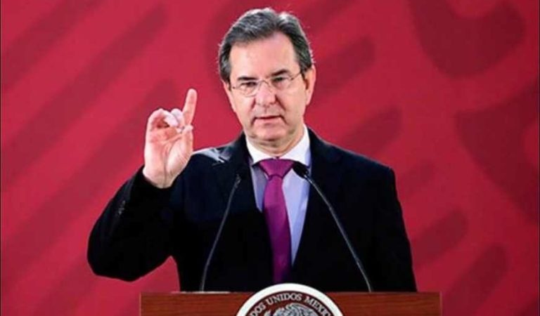 Esteban Moctezuma será nuevo embajador de México en EU; deja la SEP