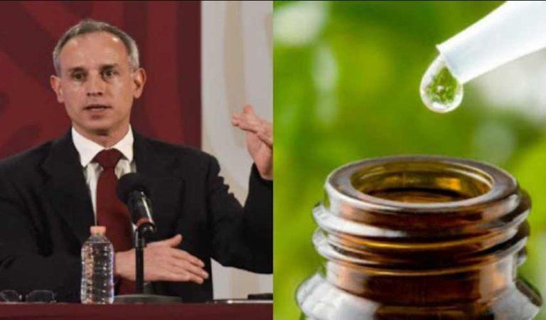 'No existe evidencia científica en el mundo que muestre que el dióxido de cloro es un producto eficaz para combatir Covid-19': López-Gatell