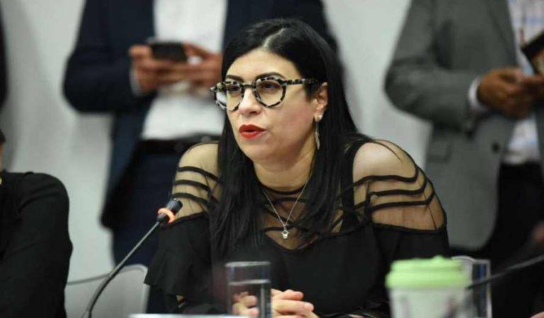 'Nombre unos genios'; Vanessa Rubio, exfuncionaria de EPN, pide licencia para salir del país