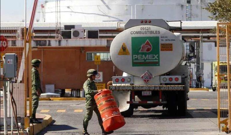 Pemex redujo 96% el robo de combustible en Guanajuato; periódicos no lo difunden