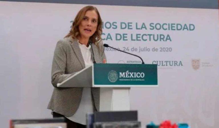 Beatriz Gutiérrez responde a Loret sobre hermano de AMLO: revolucionarias dieron dinero y no las grabaron