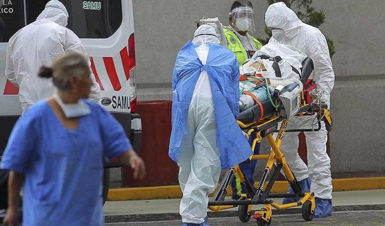 Muere en México primer paciente con dengue y Covid -19
