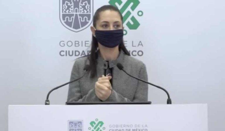 Sheinbaum anuncia apoyo de 3 mil pesos a comerciantes de colonias en semáforo rojo