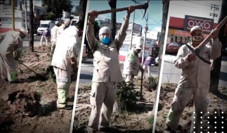 Trabajadores de CDMX asemejan video sobre 'gente del Mencho' y se vuelve viral