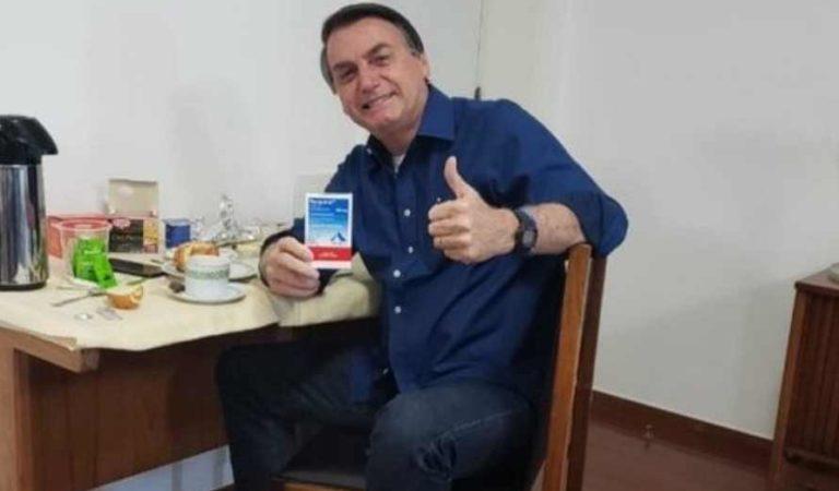 Tras cuatro desesperadas pruebas, Jair Bolsonaro da negativo a Covid-19