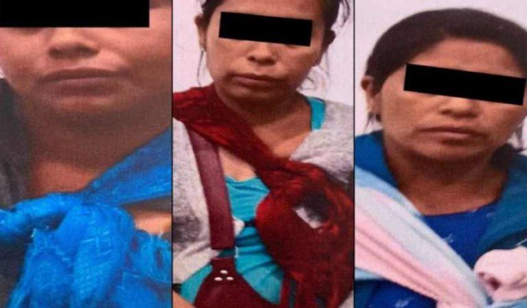 Trata de niños: rescatan a 23 menores de edad entre ellos 3 lactantes; 3 mujeres detenidas