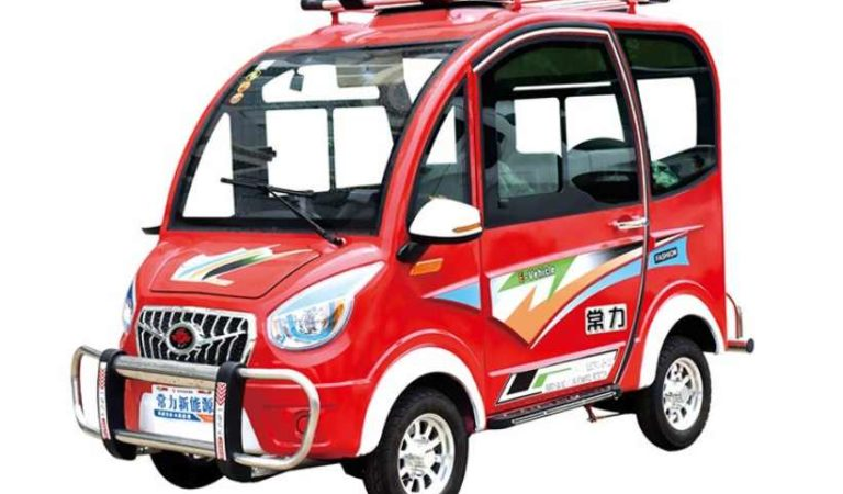 Venden el auto más barato del mundo en 20 mil pesos, es chino y se vende por Internet