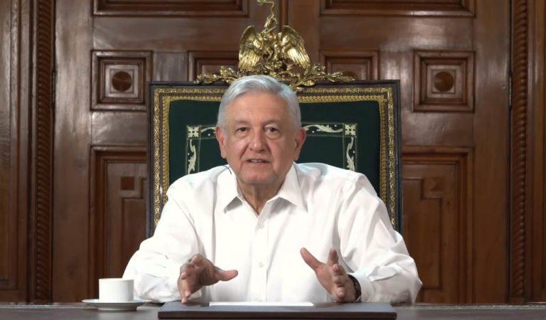 'Voy a representarlos con dignidad, haciendo valer fortaleza de México': AMLO sobre visita a EU