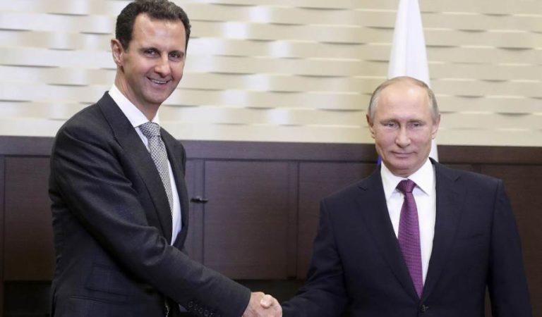 Rusia exige a EU salir de Siria; y dejar de robar su petróleo