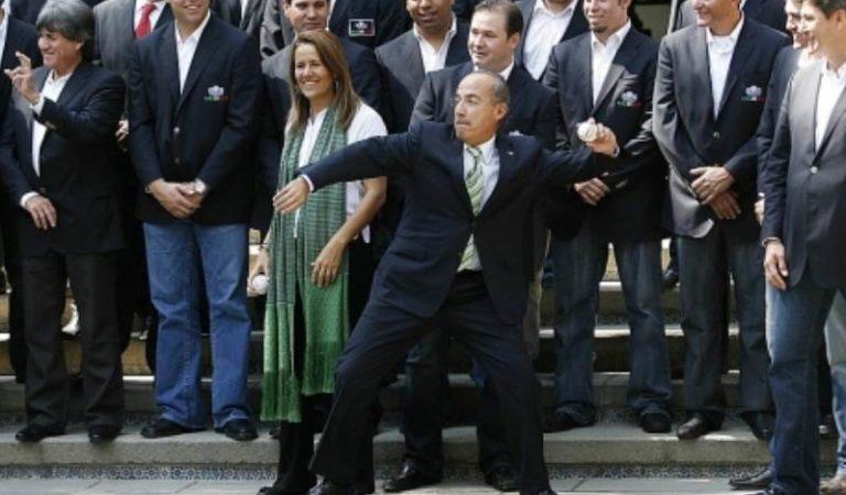 Mexicanos acusan a Felipe Calderón de ser un servil a España e Iberdrola