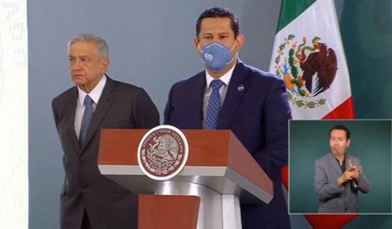 Gobernador de Guanajuato reconoce que fue un error no asistir a reuniones de seguridad con AMLO